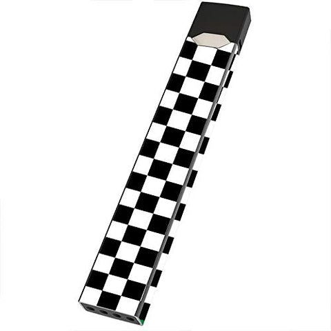 Dr. Wrap - Checker Vans Skin Case Decal for JUUL Vape Accessory | Premium 3M Vinyl Sticker