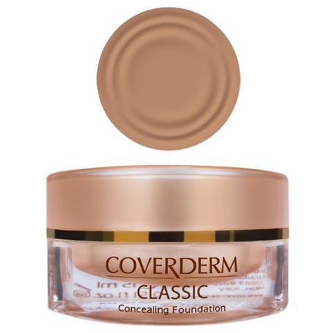 Coverderm Classic #6 - 15ml by Coverderm