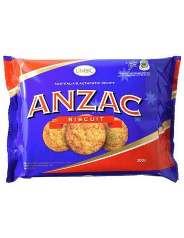 Unibic Anzac Biscuits 300gm x 12