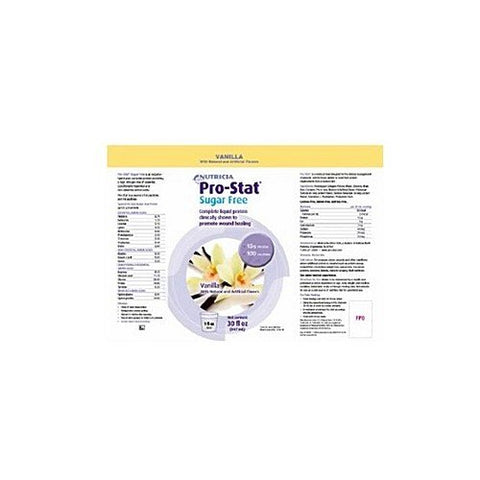 PS40064 - Pro-Stat Sugar Free Ready-to-Use Liquid Protein Supplement 30 oz.
