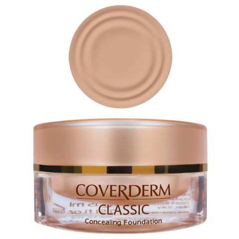 Coverderm Classic #4 - 15ml by Coverderm