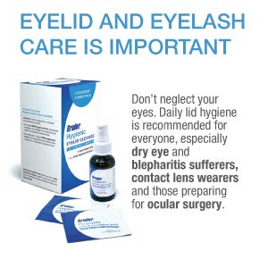 Bruder Hygienic Eyelid Cleanser, Value Pack (New Product)