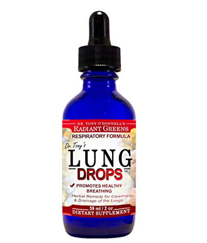 Dr. Tonys Lung Drop