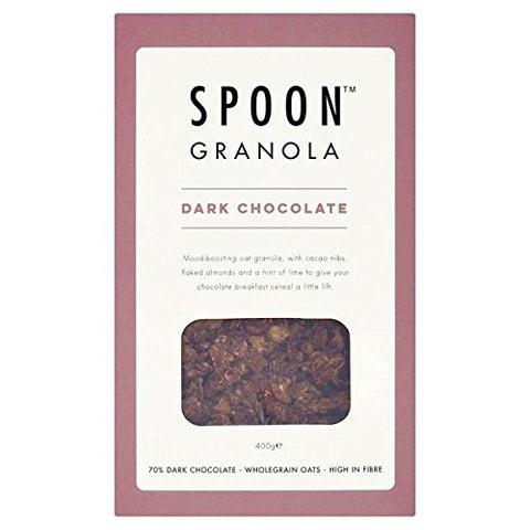 Spoon Cereals Dark Chocolate Granola 400g