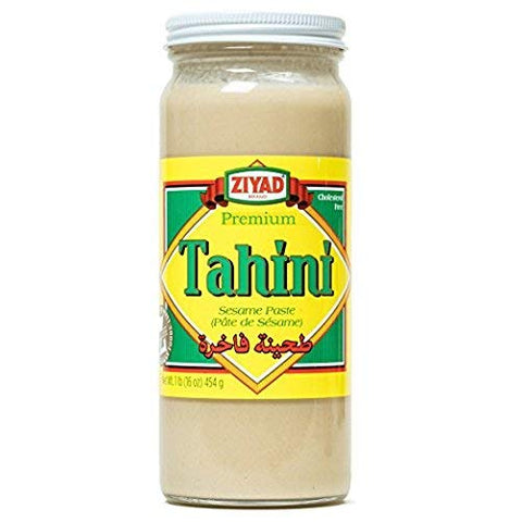 Ziyad Tahini Imported (16 OZ, Pack - 1)