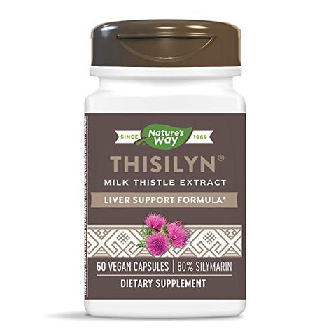 Nature's Way Thisilyn Standardardized Milk Thistle Extract