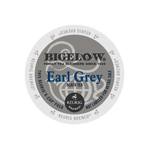 Bigelow K-Cup for Keurig Brewers, Earl Grey Tea (Pack of 96)