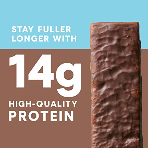 ZonePerfect Protein Bars, Chocolate Peanut Butter, 14g of Protein, Nutrition Bars With Vitamins & Minerals, Great Taste Guaranteed, 30 Bars