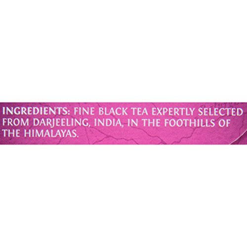 Twinings of London Darjeeling Tea Bags, 20 Count (Pack of 6)