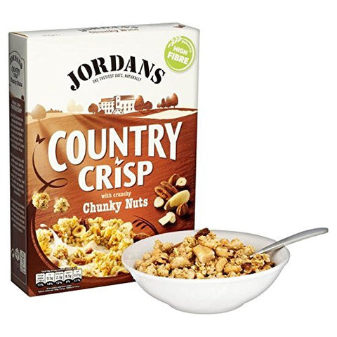 Jordans Four Nuts Country Crisp 500g