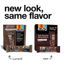 Image of KIND Bars, Dark Chocolate Mocha Almond, Gluten Free, Low Sugar, 1.4oz, 12 Count