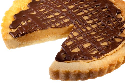 Gourmet Peanut Butter Cup Cookie Pie