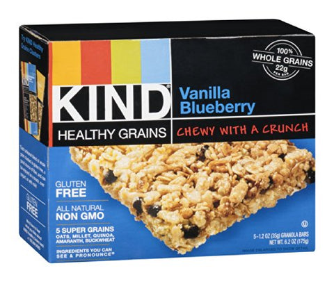 Kind Bar Gf 5pk Grnla Van Blue