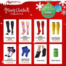 Image of NEWZILL Compression Calf Sleeves (20-30mmHg) for Men & Women - Perfect Option to Our Compression Socks - For Running, Shin Splint, Medical, Travel, Nursing, Cycling (L/XL, White)