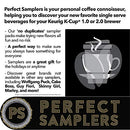 Image of Custom Variety Pack Decaf Coffee Sampler, for Keurig K-Cup Brewer - Variety - 30 ct
