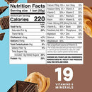 Image of ZonePerfect Protein Bars, Chocolate Peanut Butter, 14g of Protein, Nutrition Bars With Vitamins & Minerals, Great Taste Guaranteed, 30 Bars