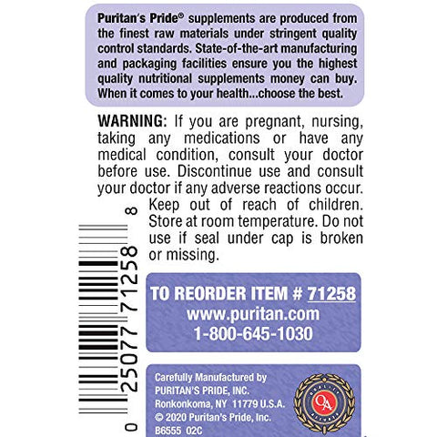 Oil of Oregano by Puritan's Pride, Contains Antioxidant Properties*, 150mg Equivalent, 180 Rapid Release Softgels