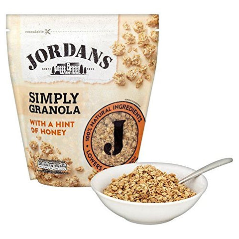 Jordans Cereals Simply Granola - With a Hint of Honey 750g