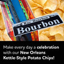 Image of Zapps New Orleans Kettle-Style Potato Chips, Voodoo Flavor  Crunchy Chips with a Spicy Kick, Great for Lunches or Snacking on the Go, 2 oz. Bag (Pack of 25)