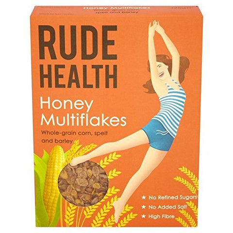 Rude Health Honey Multiflakes 425g