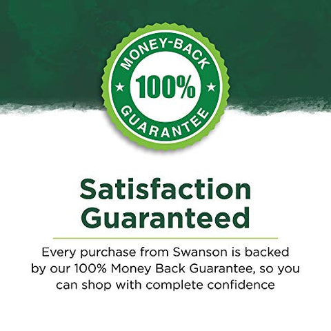Swanson Bilberry Extract (Standardized) 60 Milligrams 120 Capsules (4 Pack)