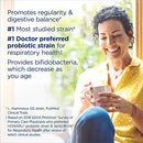 Image of Renew Life Adult Probiotic - Ultimate Flora Adult 50+ Probiotic Supplement - Shelf Stable, Gluten, Dairy & Soy Free - 30 Billion CFU - 30 Vegetarian Capsules