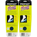 Image of ProFoot Original Miracle Molding Insoles, Women's 6-10, 2 Pair (Colors May Vary)
