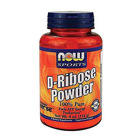 Now Sports D-Ribose Powder