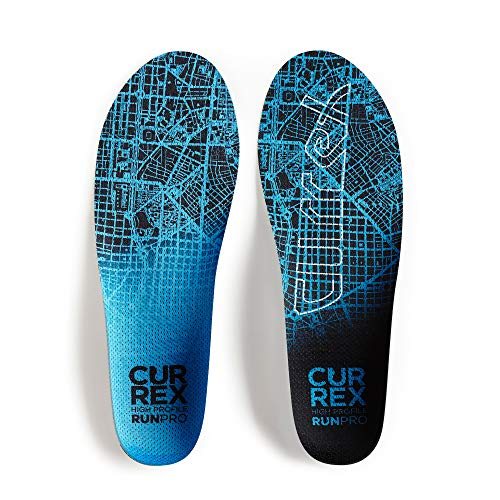 CURREX RUNPRO -  Worlds leading insoles for Running shoes. Cushioning, dynamic support & performance