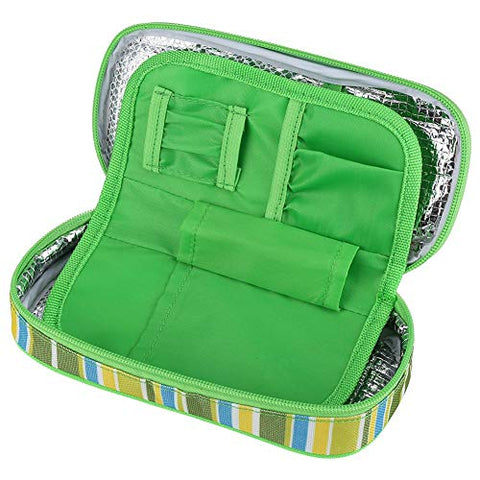 Insulin Cooler Case Portable Medical Travel Cooler Bag
