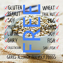 Image of GERBS Lightly Sea Salted Sunflower Seed Kernels, 64 ounce Bag, Roasted, Top 14 Food Allergen Free, Non GMO, Vegan, Keto, Paleo Friendly