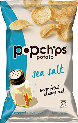 POPCHIPS CHIP PTO SEA SALT 3.5OZ