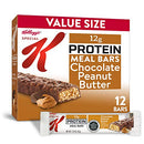 Image of Special K Protein Meal Bars, Chocolate Peanut Butter, 19 oz (12 Count)