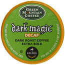 Image of Green Mountain Coffee Decaf K-Cup, Dark Magic, 12-Count
