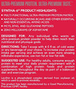Image of BSN SYNTHA-6 Whey Protein Powder, Micellar Casein, Milk Protein Isolate, Chocolate Milkshake, 28 Servings (Packaging May Vary)