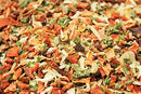 Image of Vegetable Soup Mix by Its Delish, 5 lbs Bag (80 oz) Bulk | Dehydrated Mixed Vegetables
