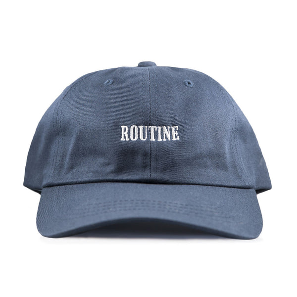 Routine 90's Dad Hat - SMAX E-Liquid made with Tobacco Free Nicotine