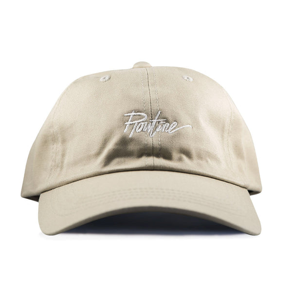 Routine Signature Dad Hat - SMAX E-Liquid made with Tobacco Free Nicotine