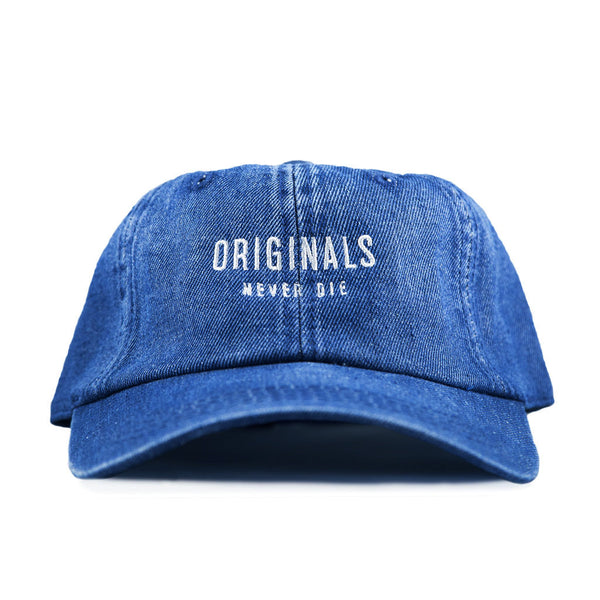 Originals Never Die Limited Edition Strapback Hat - SMAX E-Liquid made with Tobacco Free Nicotine