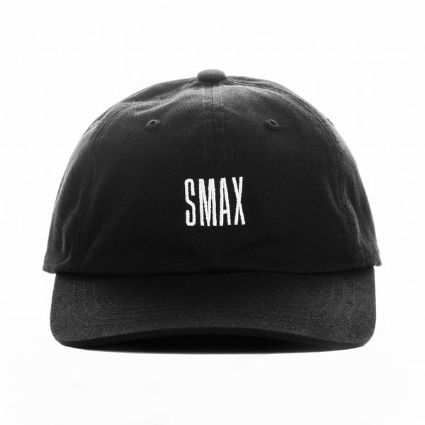 Smax Retro 2019 Limited Edition Dad Hat (Black) - SMAX E-Liquid made with Tobacco Free Nicotine