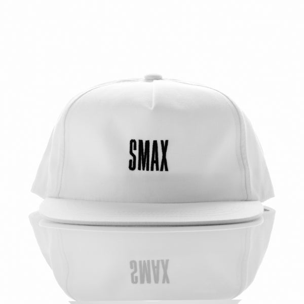 Smax Retro 2019 Limited Edition Dad Hat (White) - SMAX E-Liquid made with Tobacco Free Nicotine