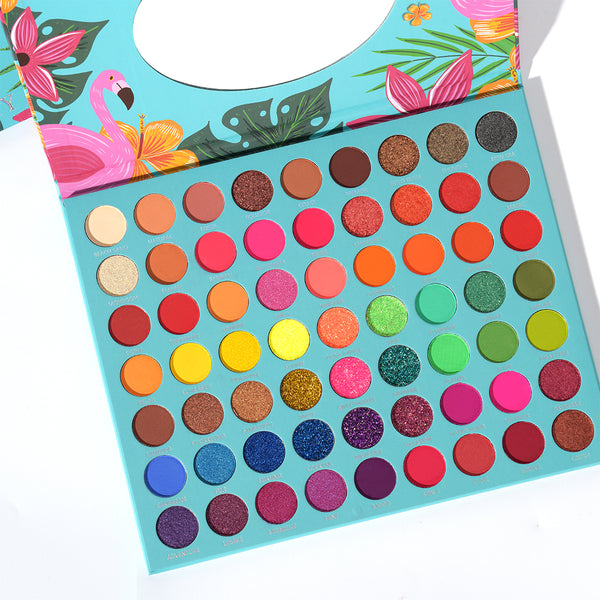 Tropical Paradise Palette