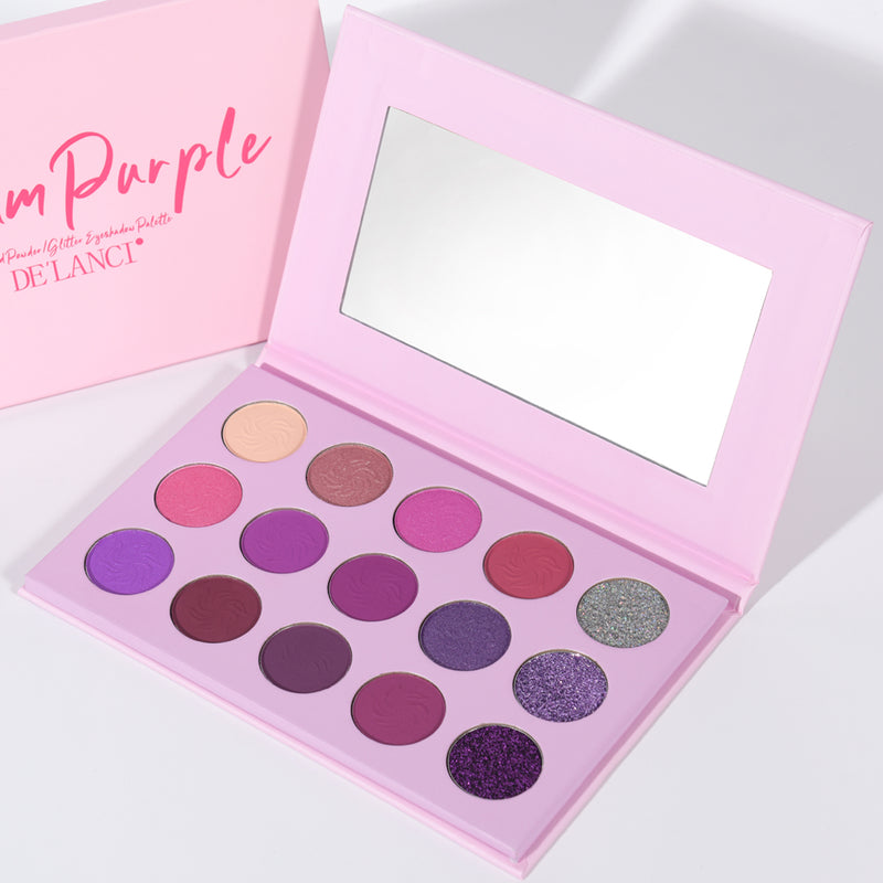 Dream Purple Palette