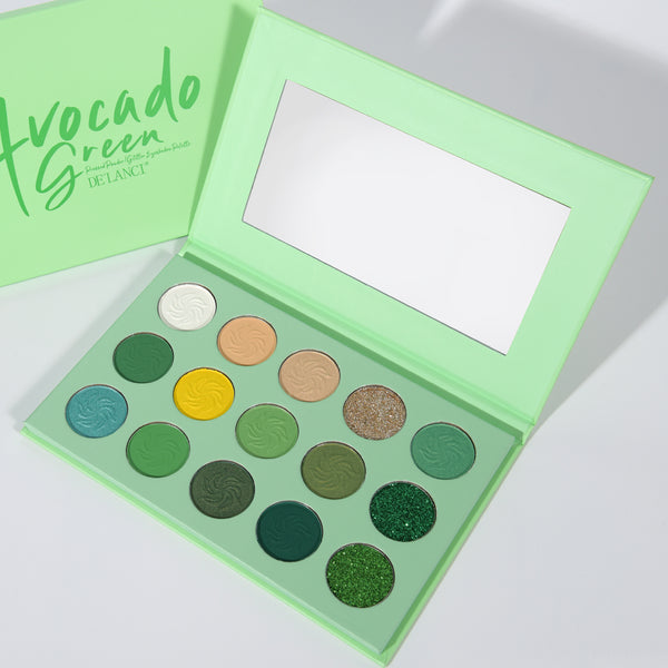 Avocado Green Palette