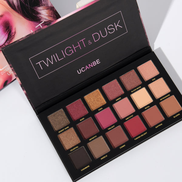 Twilight Dusk Palette