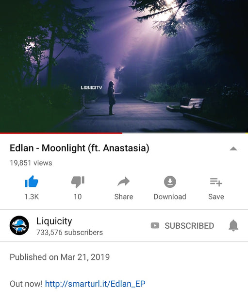 "Liquicity 🌛 ""Moonlight"" collab with Edlan"