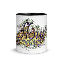 Load image into Gallery viewer, flowanastasia MUG (11oz) - Artwork by Vytautas Bikauskas