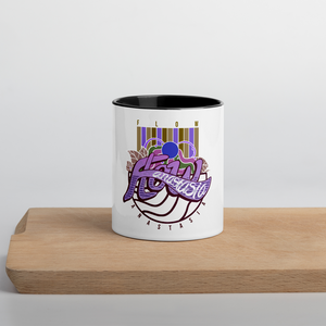 flowanastasia MUG (11oz) - Artwork by FARTH