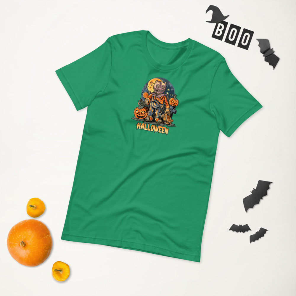 Halloween Doll T-Shirt