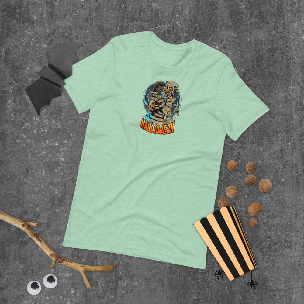 Halloween Mummy T-Shirt